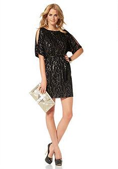 JESSICA SIMPSON Shirt-jurk met wijde korte mouwen