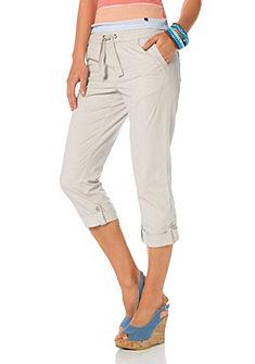 FLASHLIGHTS Capri-broek met omslagpijpen