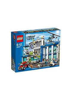 LEGO® CITY Politiebureau (60047)