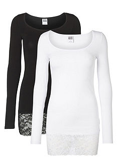 Vero Moda Laced Long sleeved blouse