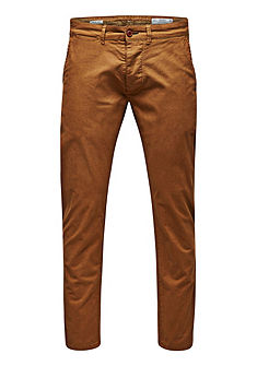 Jack & Jones Bolton Dean Dark Camel Pants