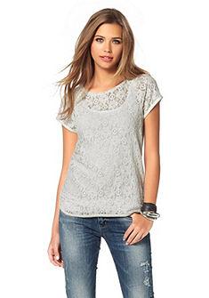VERO MODA T-shirt met korte raglanmouwen
