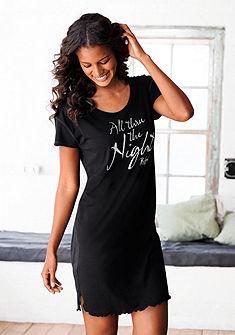 BUFFALO Nachthemd met opschrift