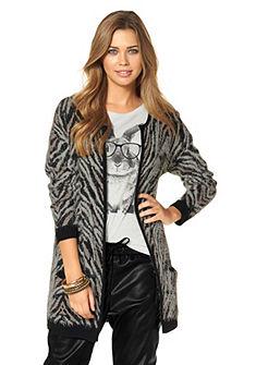 VERO MODA Lang vest New Zebra