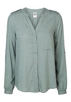 Vero Moda Fold-Up Overhemd met lange mouwen