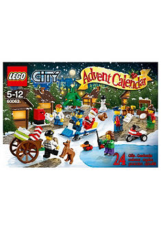LEGO® Adventskalender LEGO® City