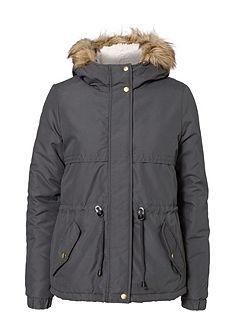Vero Moda Short Hooded Parka coat
