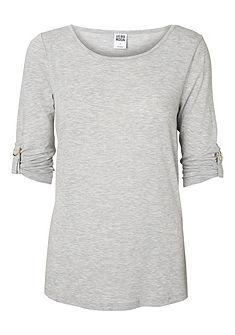 Vero Moda Roll-Up Shirt met 3/4 mouwen