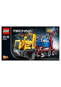 LEGO® TECHNIC Containertruck (42024)