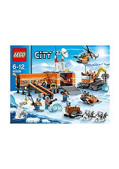 LEGO® CITY Arctic-basiskamp (60036)