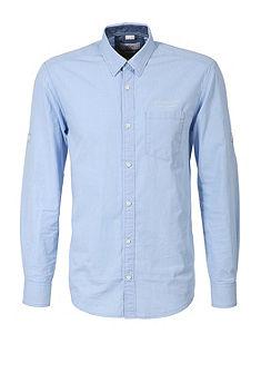s.Oliver Overhemd met lange mouwen