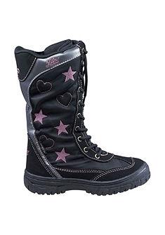 LICO Meisjes winter laarzen met rits »KIM«