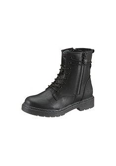 TOM TAILOR Boots met voering van textiel