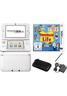 NINTENDO 3DS XL wit + Tomodachi Life console-set