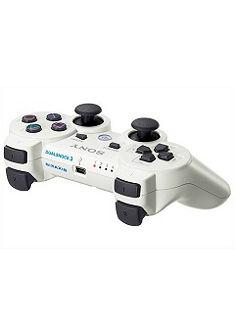 Controller, PlayStation 3, 'Wireless DualShock', wit
