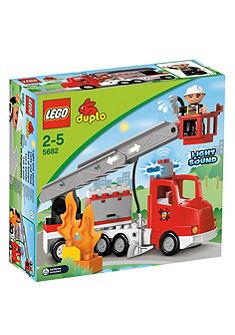Brandweerwagen (5682), LEGO DUPLO