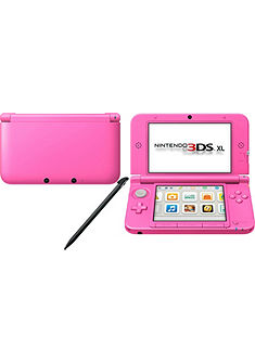NINTENDO Console 3DS XL in pink