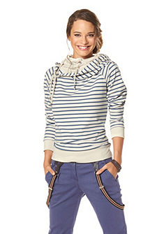 FLASHLIGHTS Sweatshirt met capuchon