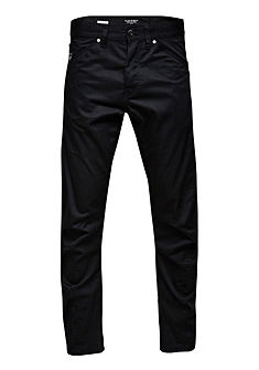 Jack & Jones Dale Colin Twisted Black Pants