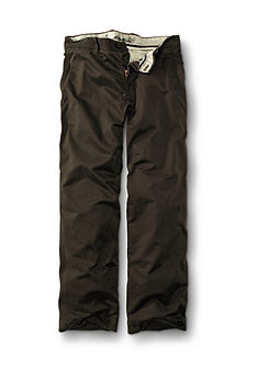 Eddie Bauer Slim Fit-chino-broek