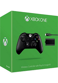 XBOXONE Wireless controller + Play & Charge Kit