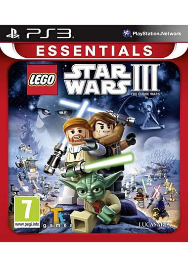 lego star wars 3 the clone wars online