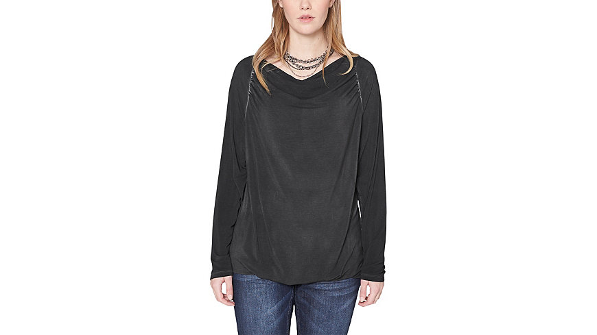 Triangle by s.Oliver Oversized shirt