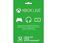 Xbox Live abonnement '12 maanden'