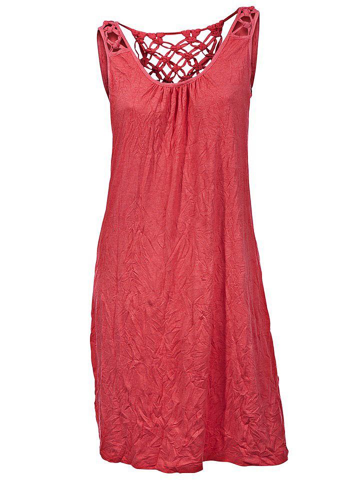 Shirtjurk rood