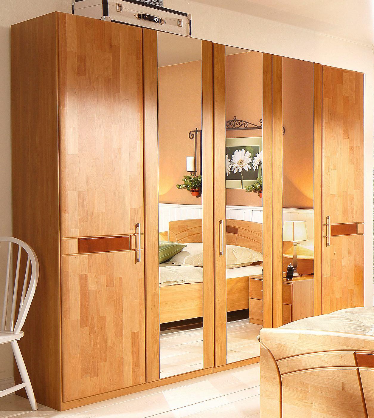 Slaapkamer kledingkasten