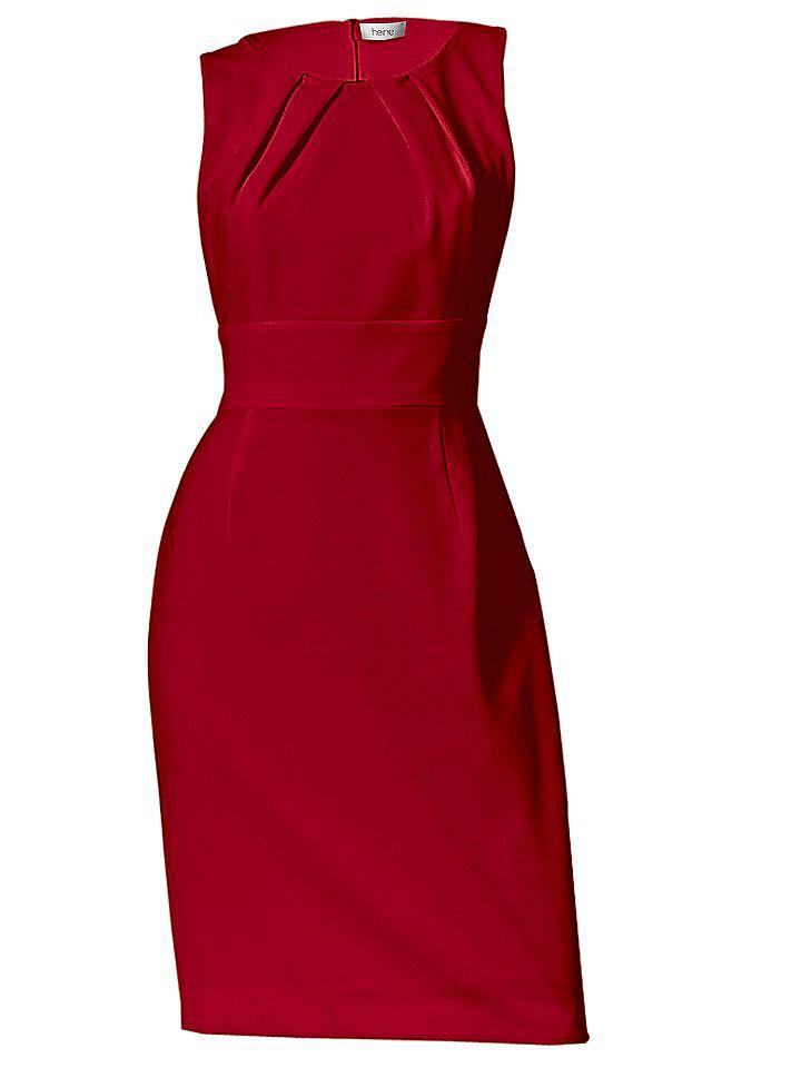 Ashley Brooke Kokerjurk rood