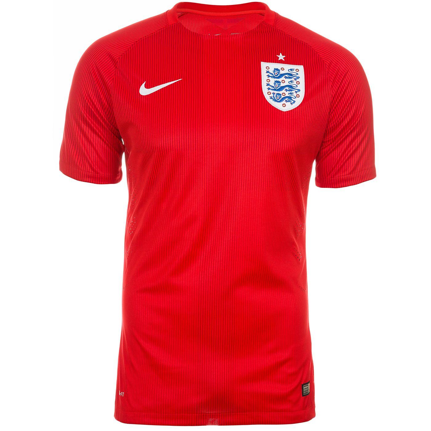 NIKE Engeland-shirt Away Match WK 2014 heren