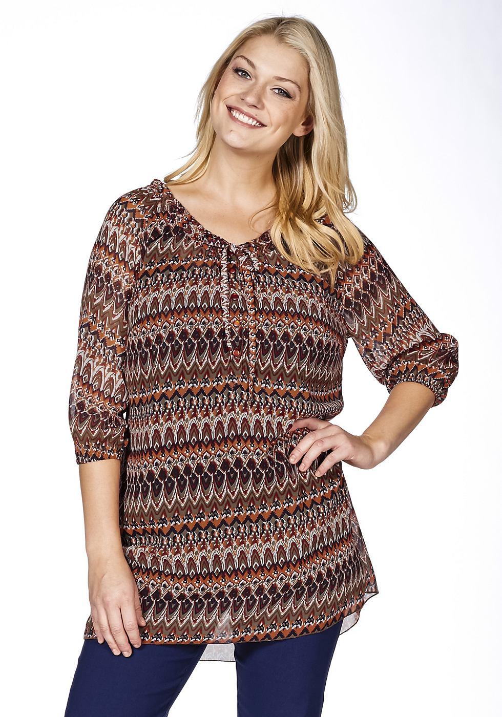 NU 15% KORTING: SHEEGO CASUAL blouse