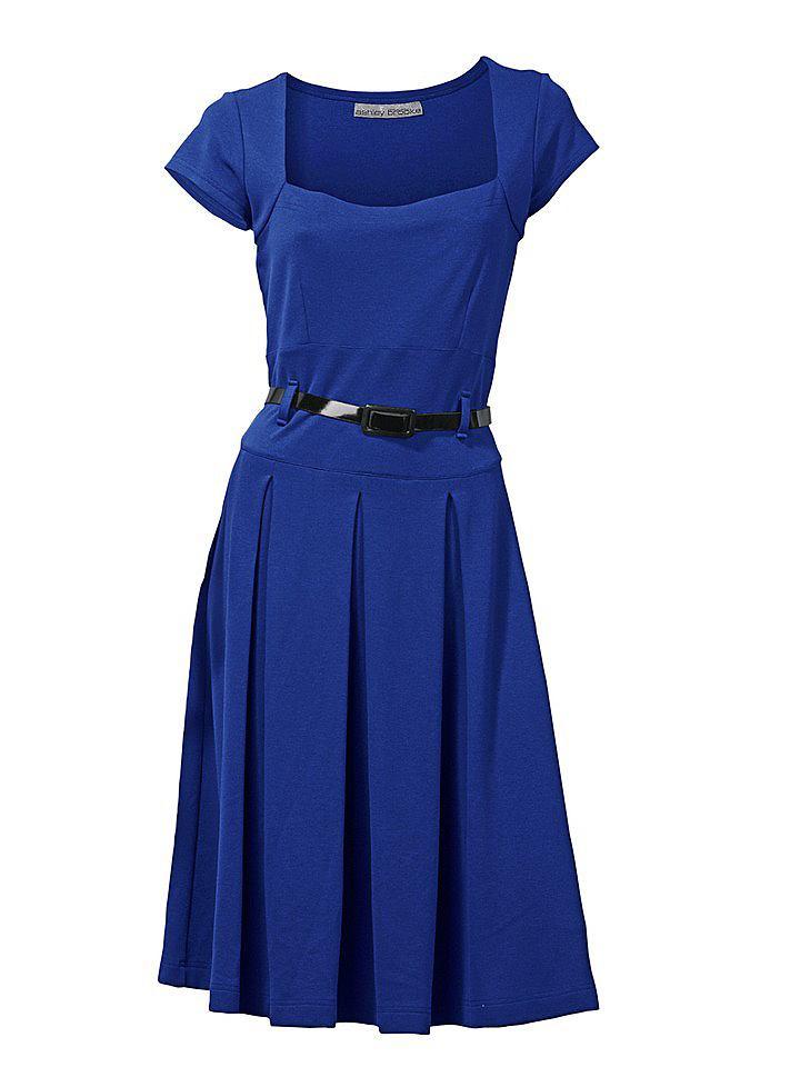 jerseyjurk blauw
