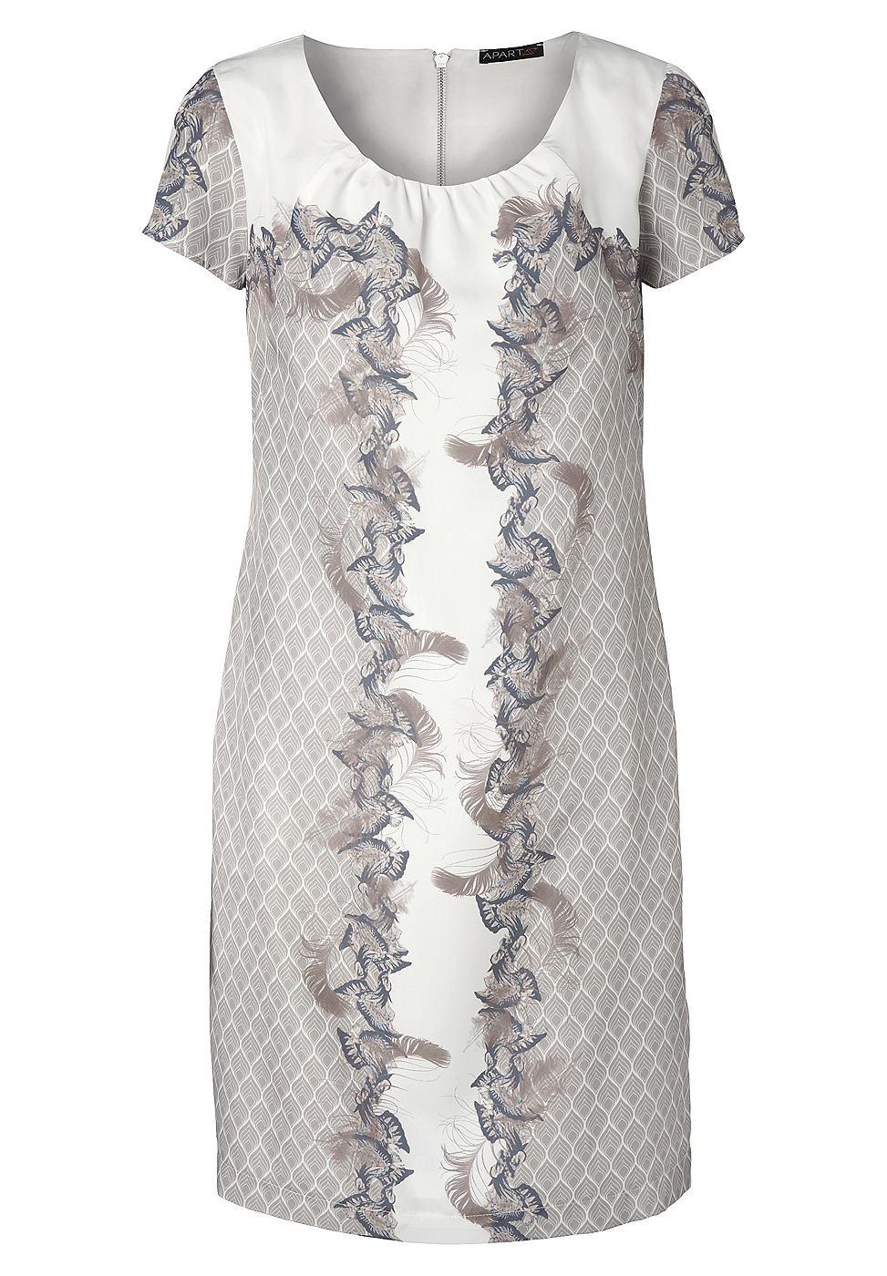 NU 15% KORTING: Apart jurk met print multicolor
