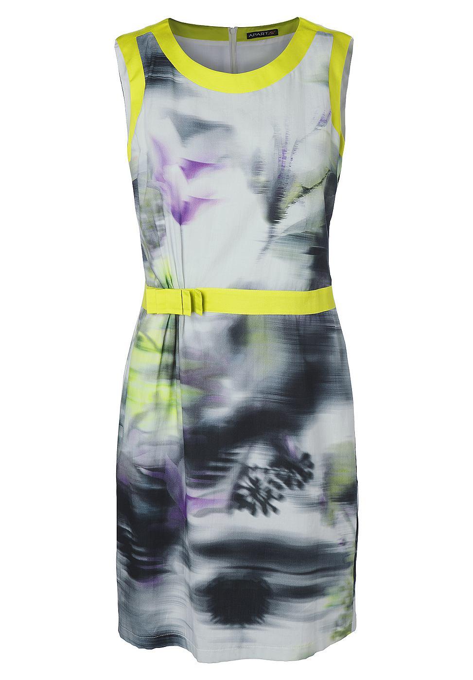 NU 15% KORTING: Apart jurk multicolor