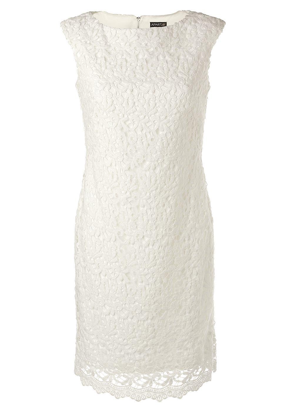 NU 15% KORTING: Apart jurk beige