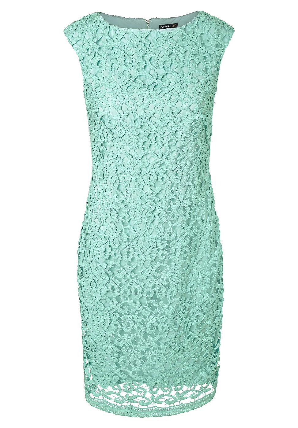 Apart jurk groen