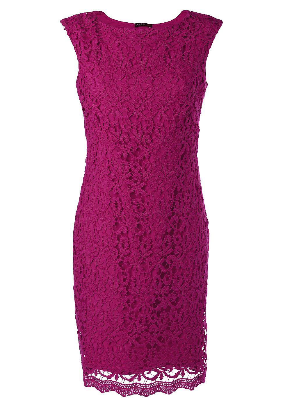 Apart jurk roze