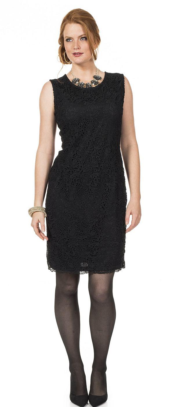 sheego Class jurk zwart