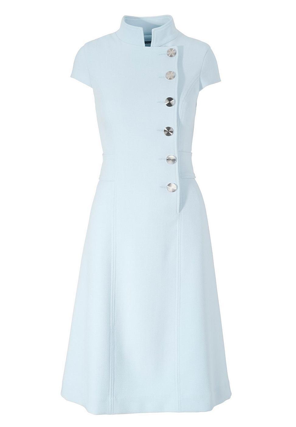 NU 15% KORTING: Apart jurk blauw