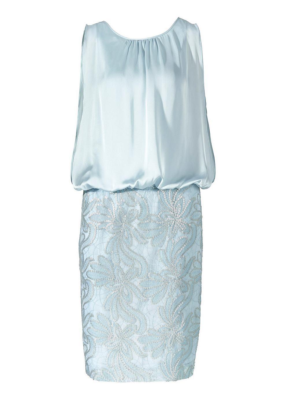 Apart jurk blauw