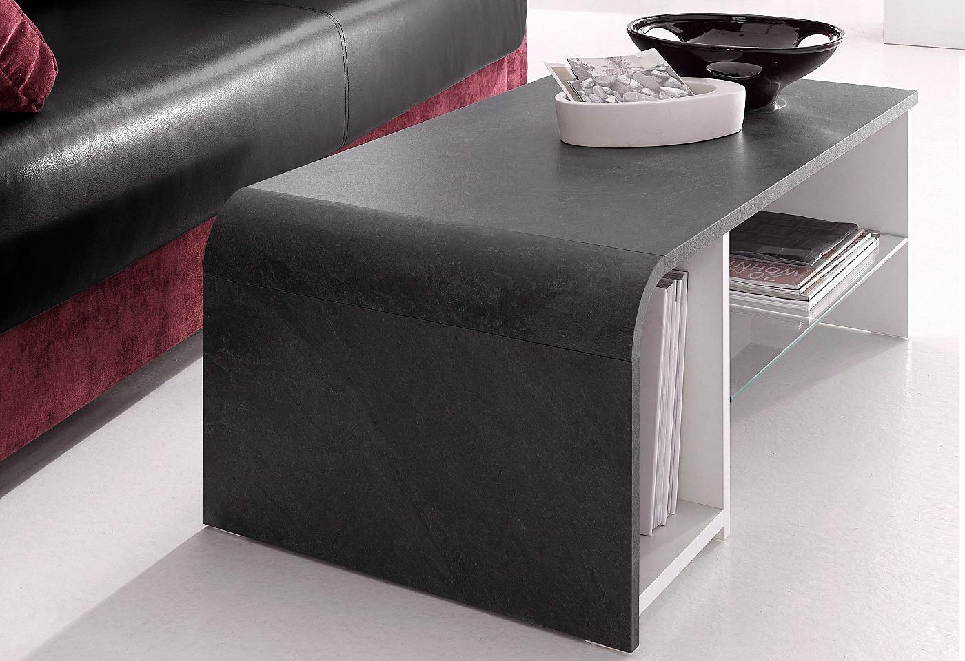 Inosign salontafel met glasplateau duifwitgoedservice for Act ii salon salem nh