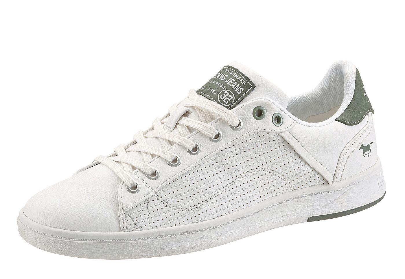MUSTANG SHOES Sneakers met perforatie