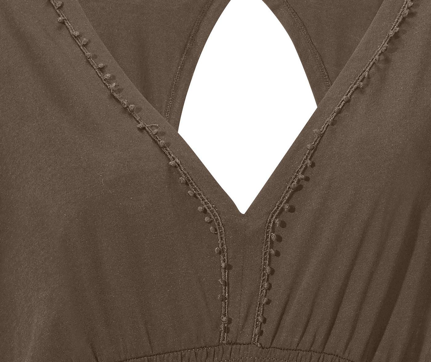 Shirtjurk bruin