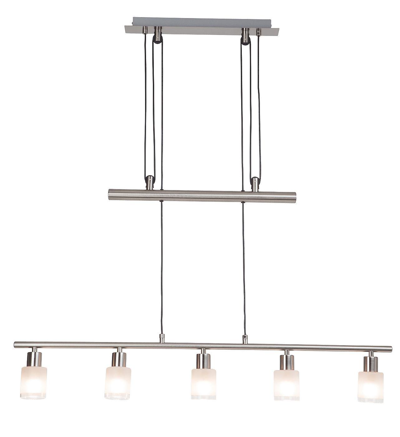 BRILLIANT Hanglamp incl. LED-lampen
