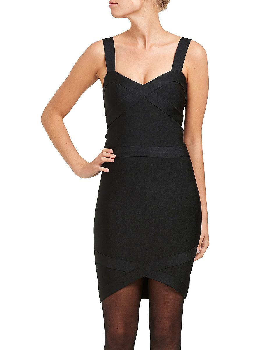 ONLY Nauwsluitende Mouwloze jurk zwart