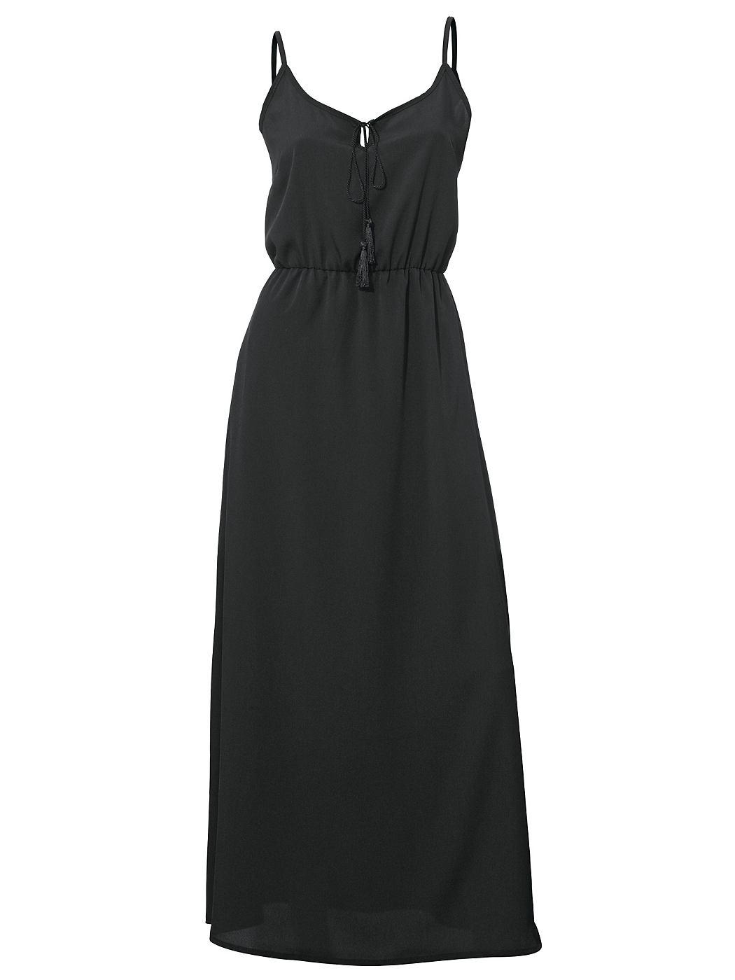 Ashley Brooke Maxi-jurk zwart