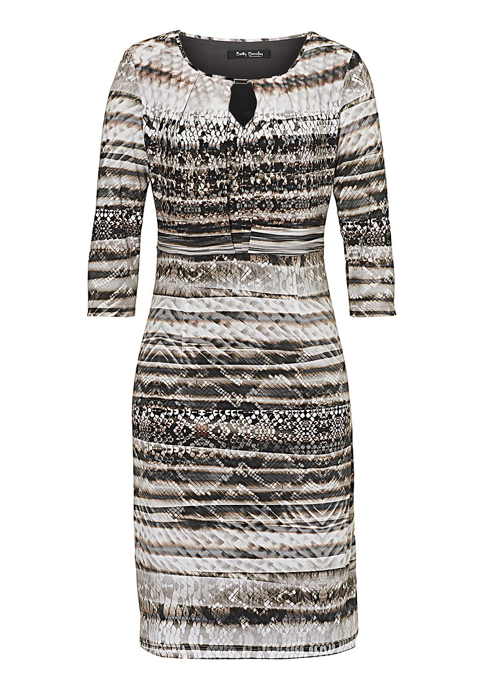 Betty Barclay jurk grijs