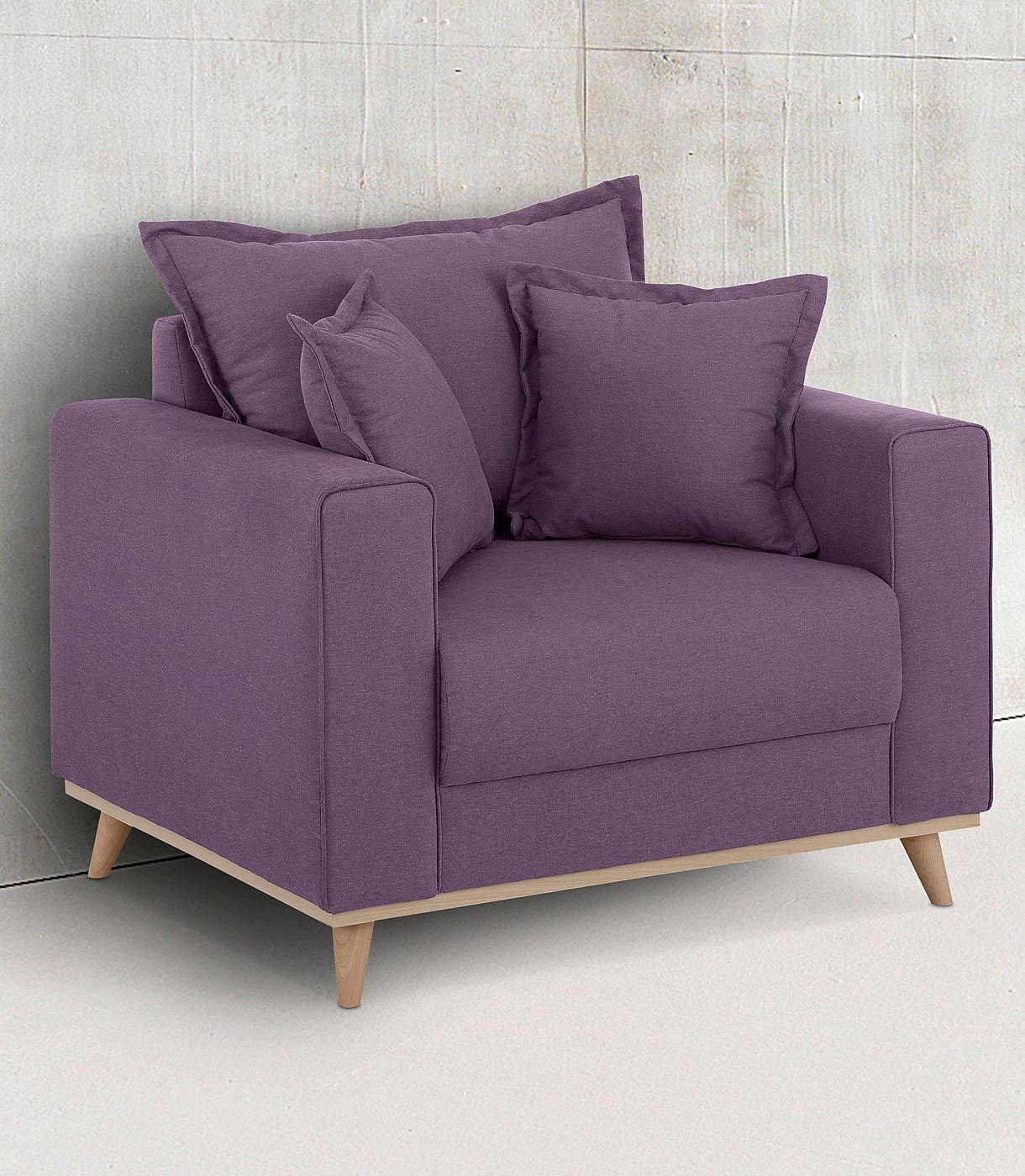 HOME AFFAIRE fauteuil »Edina«
